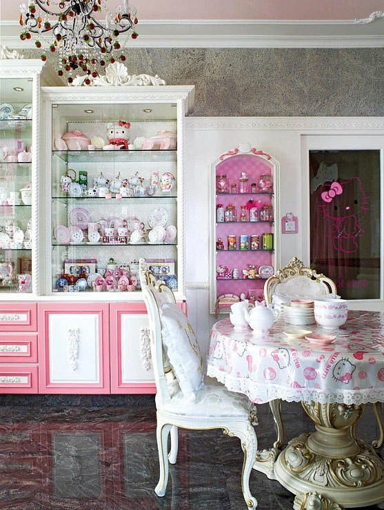 Home Of The Biggest Hello Kitty Fan Ever Home Amp Decor