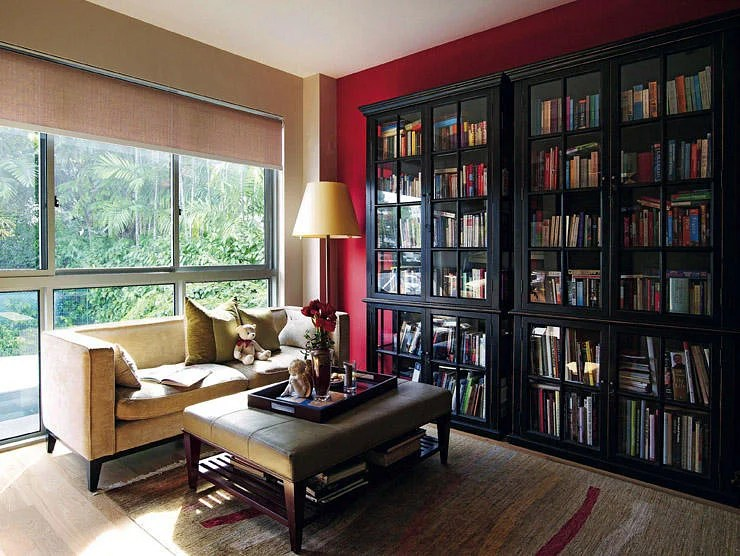 6 Amazing Home Libraries Home Amp Decor Singapore