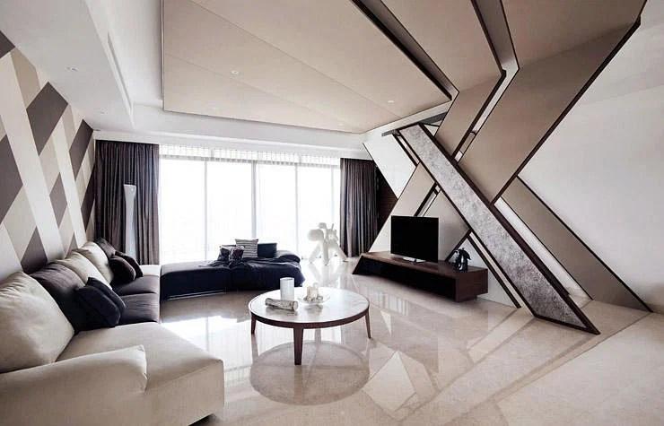 5 Trendy Contemporary False Ceiling Design Ideas Home