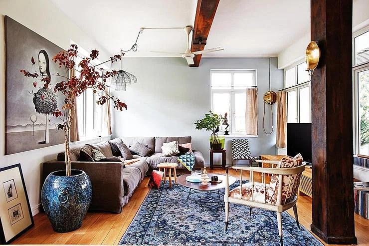 L Shaped Sofa Living Room Layout