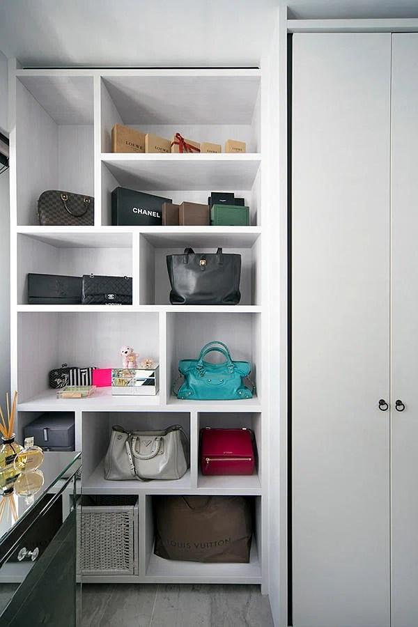 6 Storage Display Designs For Walk In Wardrobes Or