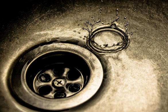 How to unfreeze floor and shower drains