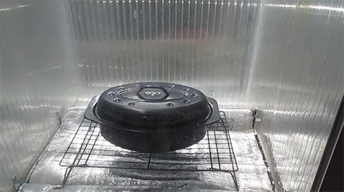 Heater Solar Air Window