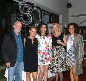 DOUBLE ANNIVERSARY CELEBRATIONS FOR HOME & LIFESTYLE MAGAZINE