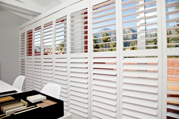 Innovative Update of Aluminium Shutters