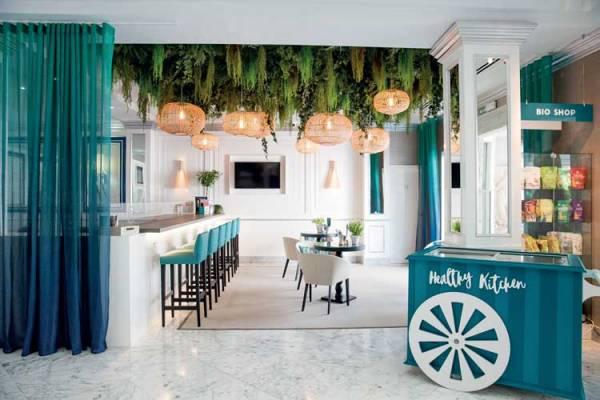 HEALTHY KITCHEN Eating Well For Less in Puerto Banús - A la carte - Home and Lifestyle Magazine