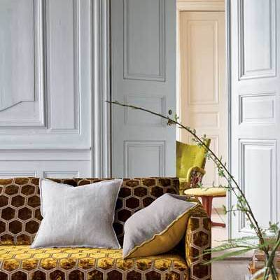 Luxury Fabrics for your furniture - Home and Lifestyle Magazine