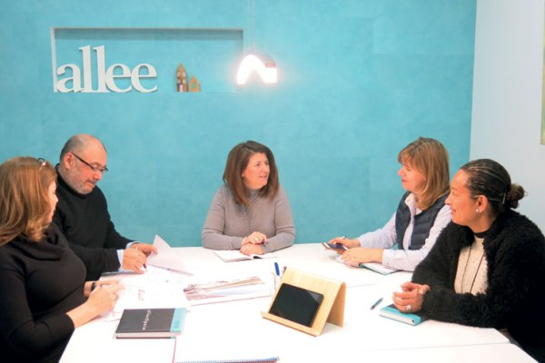 ALLEESPAIN Putting Clients First And Evolving With Them