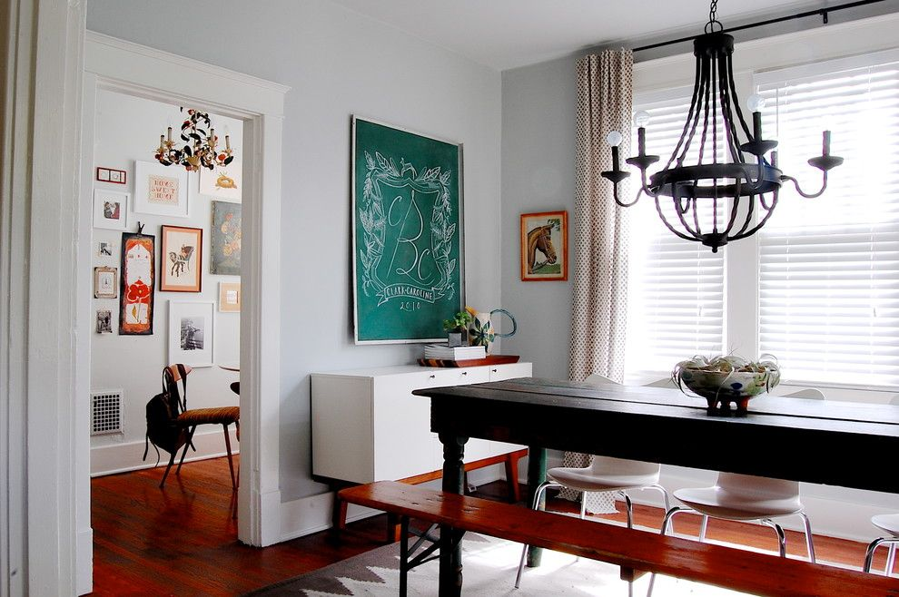 Benjamin Moore Paint Home Depot For A Craftsman Dining Room With