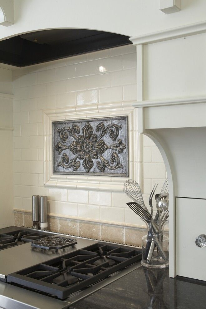 sonoma tile for a traditional kitchen