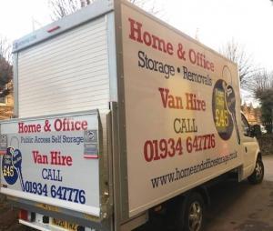 Celebrating Our Brand New Van