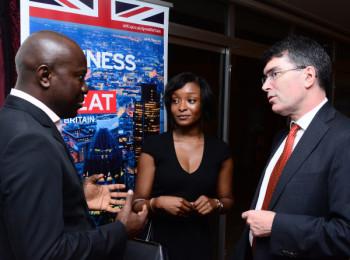 Eseosa Ekhaguere – Head Property Finance PBB Stanbic IBTC Bank, Martin Uden – British Deputy High Commissioner