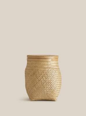 Malage Basket Natural M-0