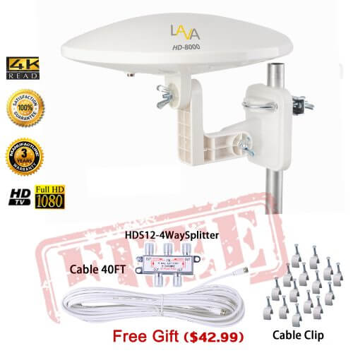 LAVA 8008 Omni Outdoor Antenna