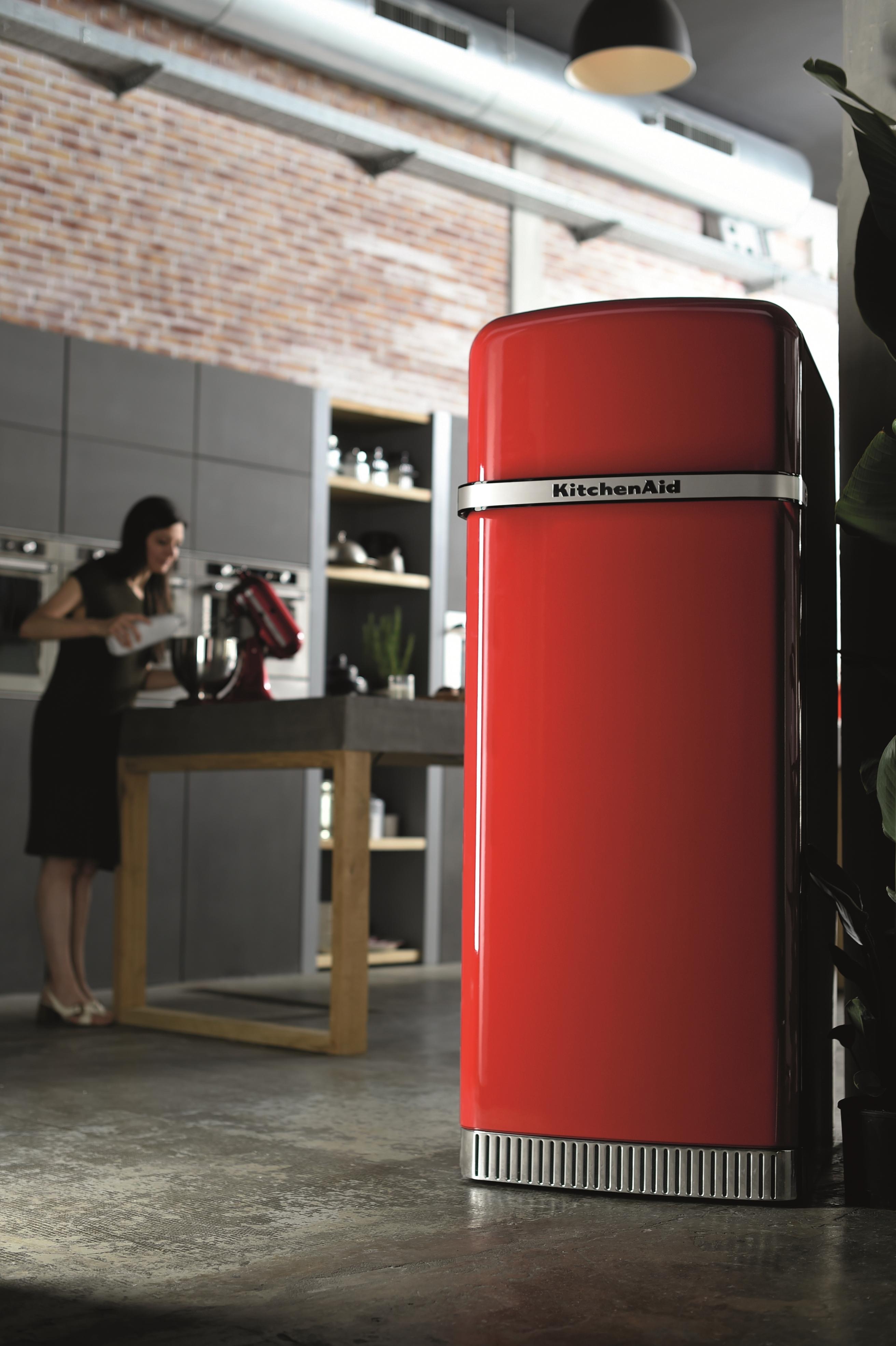 Iconic Fridge A New Icon By KitchenAid Home Appliances
