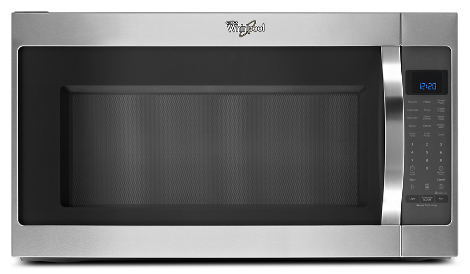 whirlpool microwave ovens are compliant