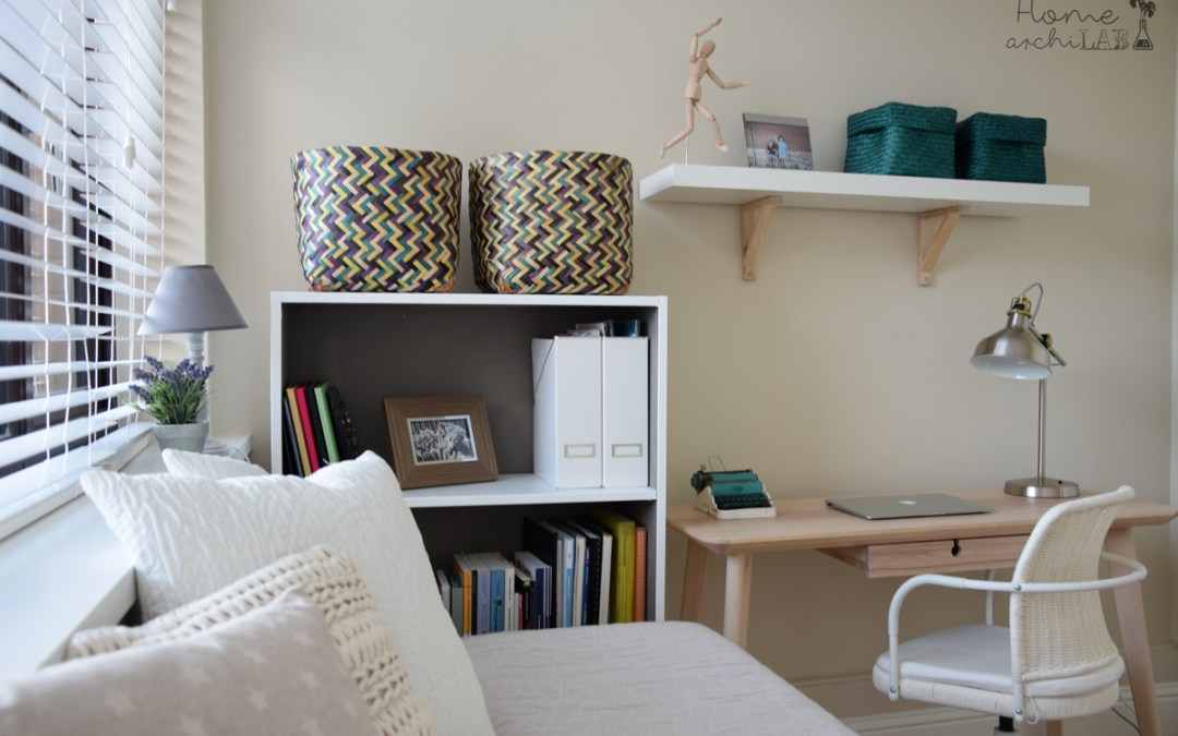 THE NEW LIFE OF A DULL BOOKCASE Have your furniture experience a makeover and reuse them for the first time