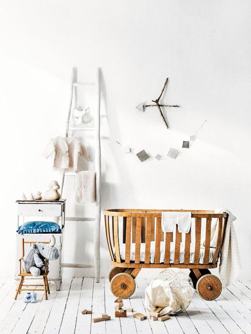 decorar habitacion de bebe