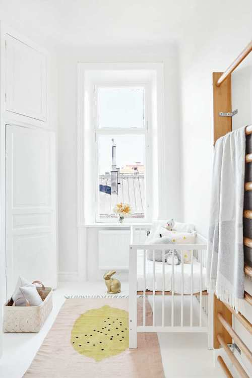 habitacion bebe niño