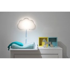 LAMPARA DE PARED SOFTLIGHT NUBE