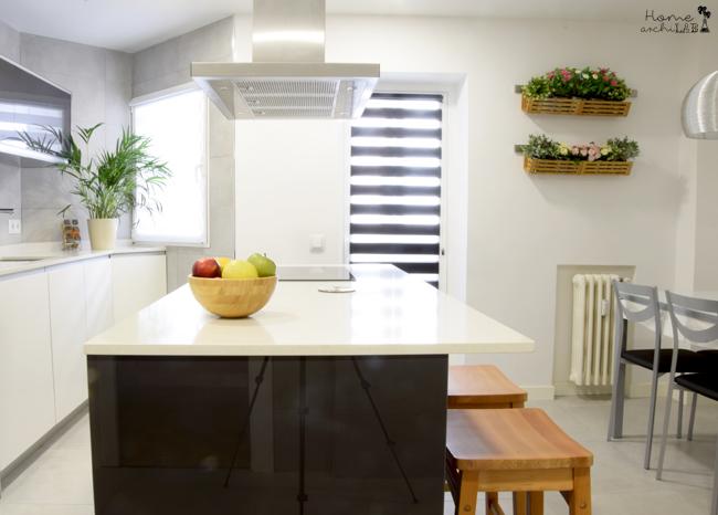 nueva cocina antes y despues