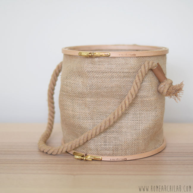 cestos de tela
