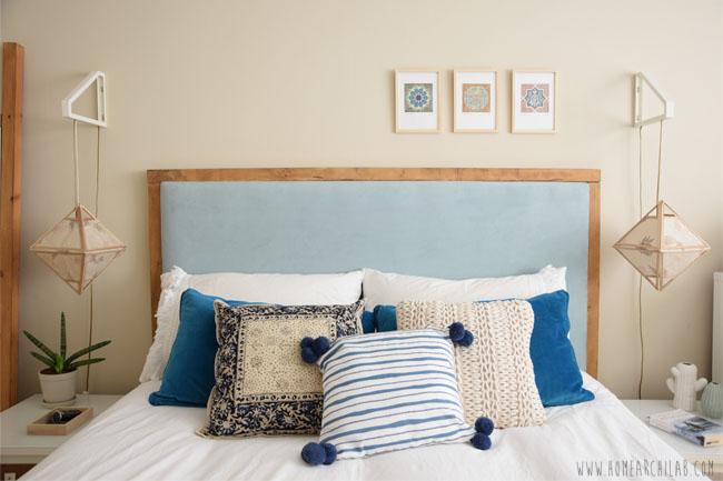 paleta de color de dormitorio