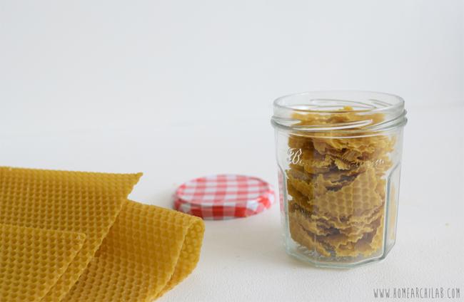 velas de cera de abeja