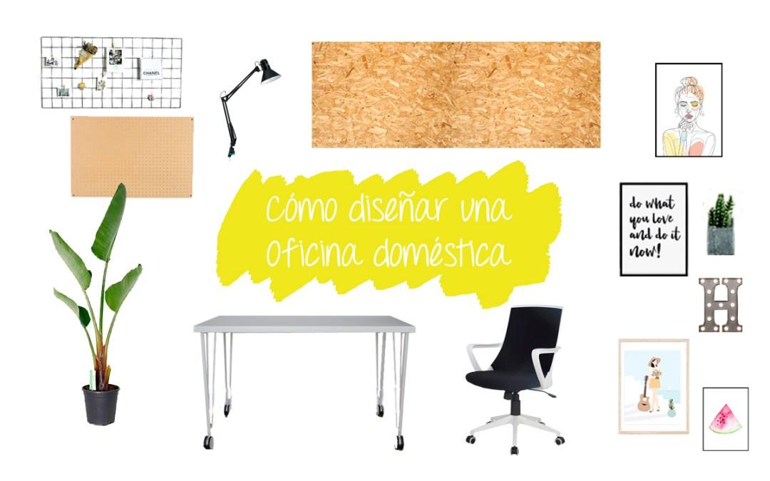 OFICINA EN CASA: MI NUEVO ESTUDIO Cómo diseñar y planificar un espacio adecuado para trabajar desde casa