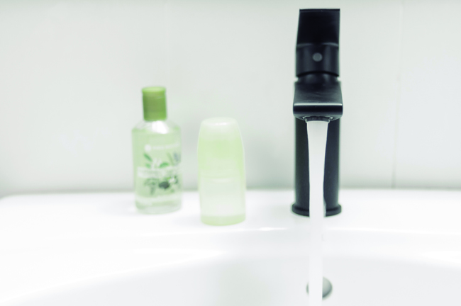 elegir la grifería del baño