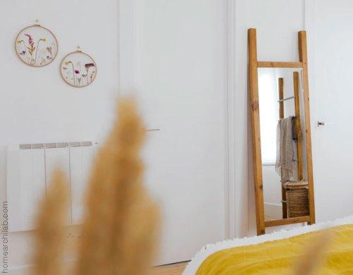 house tour atico duplex en Madrid de alquiler