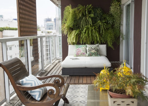 75 Stunning Balcony Decorating Ideas That Will Help You Relax