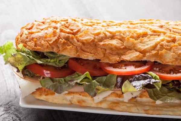 Hoagie Turkey Sandwich