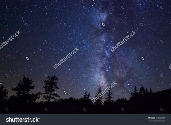 Milky Way Galaxy - Shutterstock income report