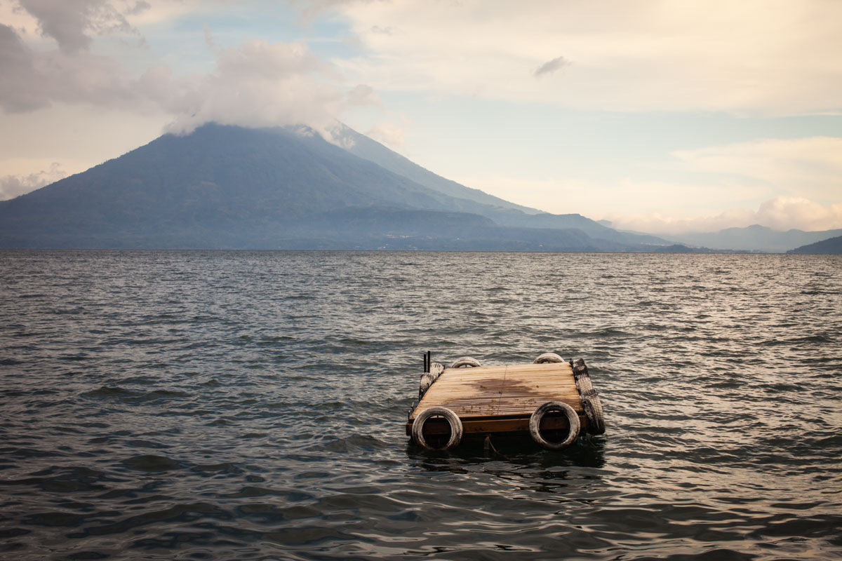 Lake Atitlan Guatemala - Finding Joy Amidst Storms #homebakedjoy