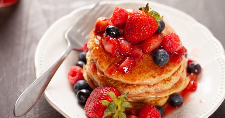 Delicious Low Sugar Strawberry Rhubarb Syrup Recipe
