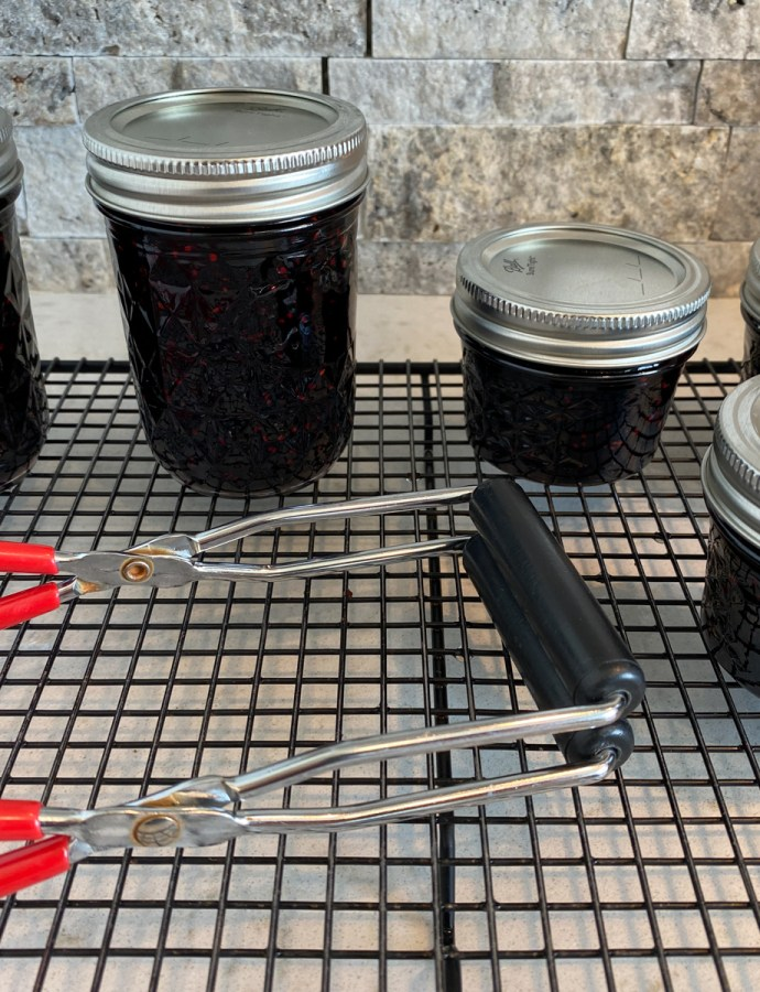 How to Make Honeyberry Jam Without Added Pectin