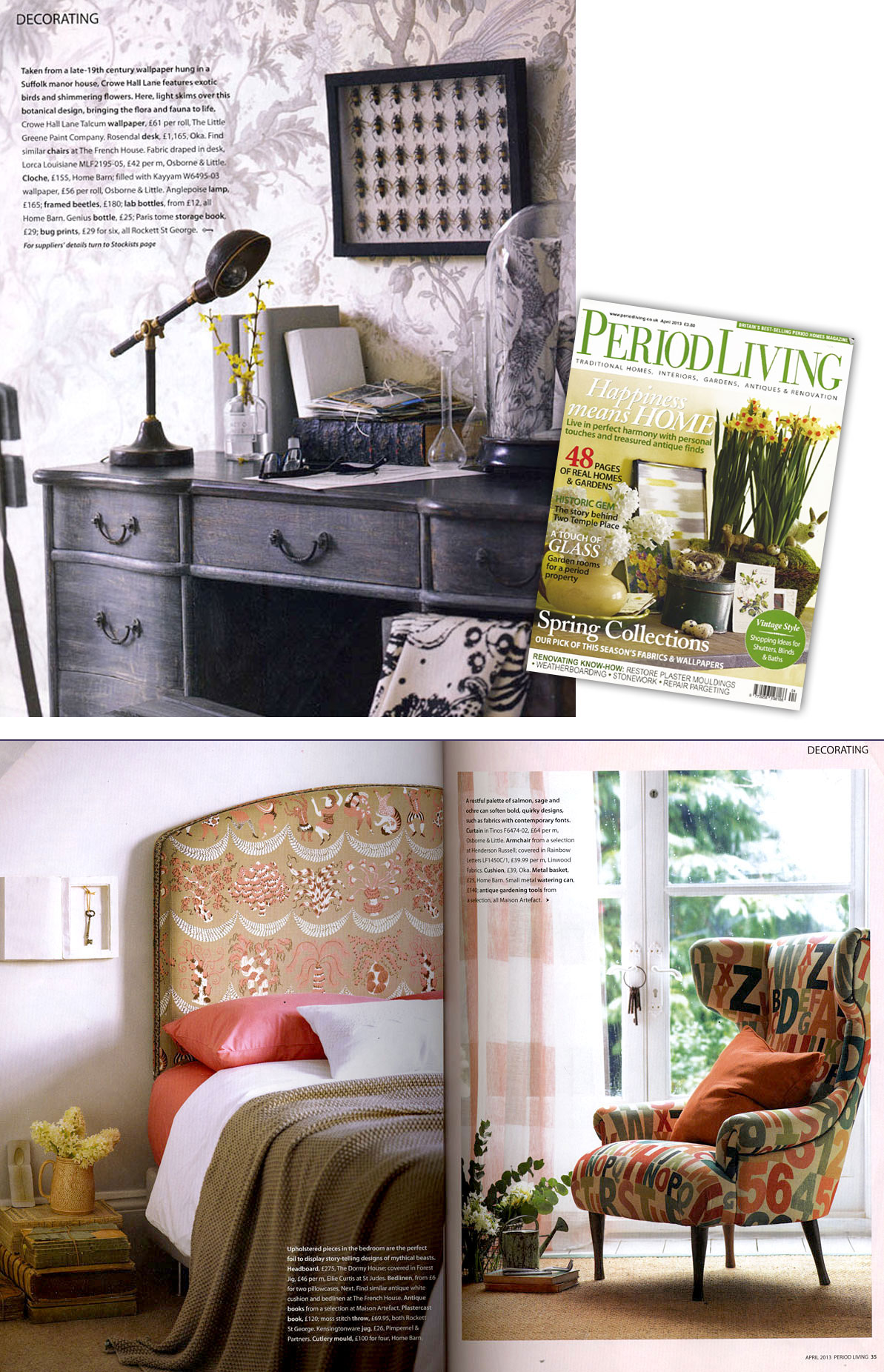 press home barn vintage country homes and interiors magazine period living magazine financial times