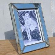 Verre-Eglomise-Art-Deco-Antiqued-Mirror-Picture-Frame-4