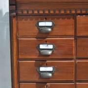 Multi-drawer-Dark-Wood-Filing-Cabinet-3