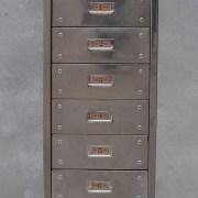 Vintage-Industrial-Steel-Filing-Cabinet-6-Drawer-3