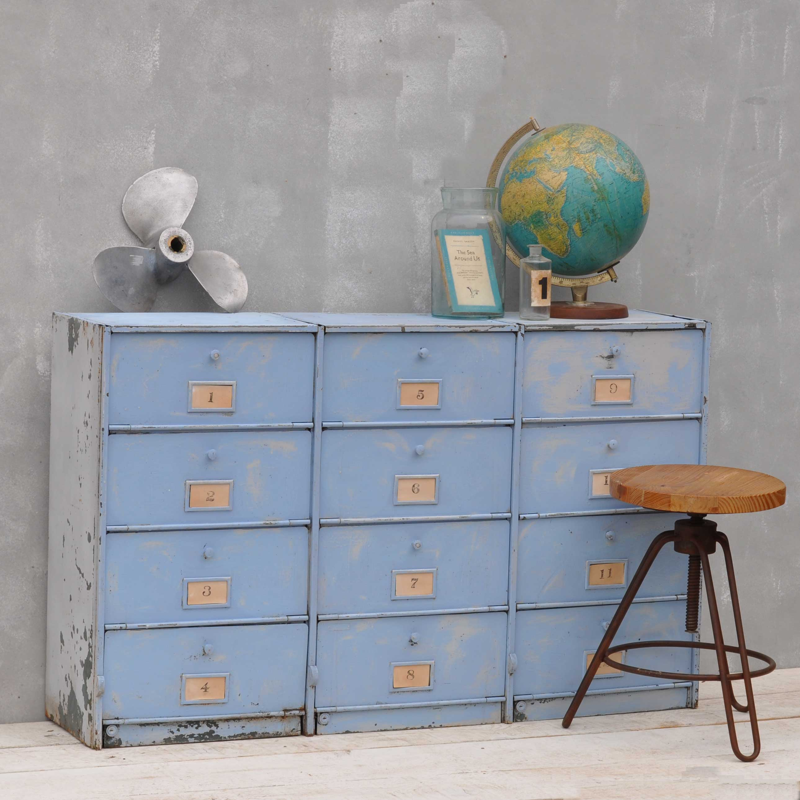 Industrial Locker Cabinet Pigeonhole Cupboard