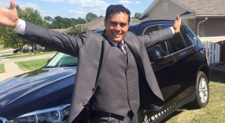 Hard-working Immigrant's Life is Changed by Network Marketing:  Hector Salgado's LIMU Success Story
