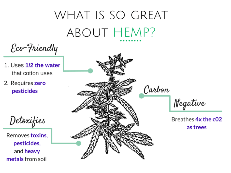 What are the benefits of Hemp-