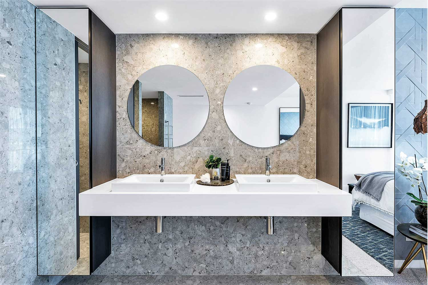 bathroom styling trends for winter 2018 | home beautiful magazine