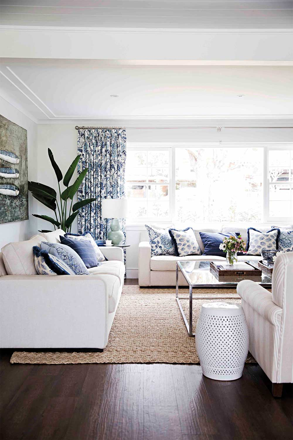 10 easy ways to decorate your home with Hamptons style ... on Beautiful Home Decor  id=68036