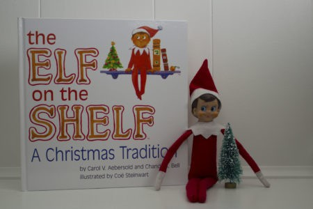 Our Elf on the Shelf has 6 New Ideas for You!