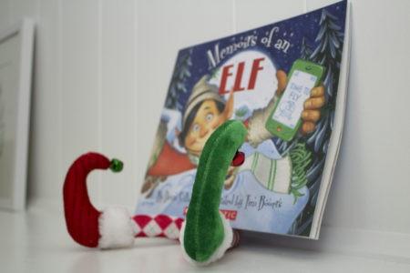 Read & Create: Memoirs of an Elf