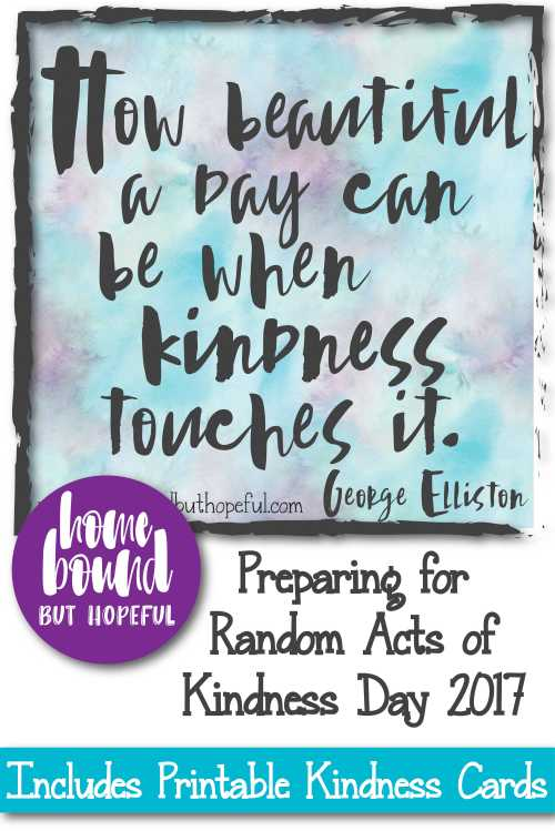 Please consider joining us as we prepare for Random Acts of Kindness Day. I've included 25 ideas for ways to show kindness, as well as a free printable handout. Think about spreading some love in memory of my son, who would turned 3 on the holiday this year. #ForAviWithLove