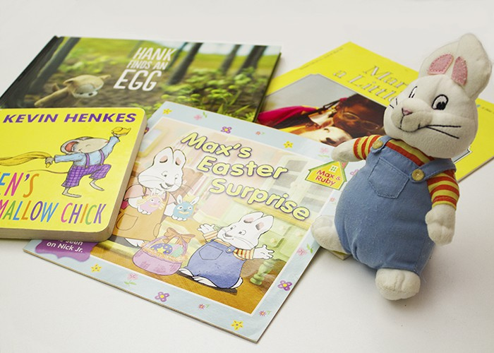 BOOKS TO WELCOME EASTER AND SPRING